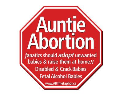AUNTIE ABORTION  7x7_300