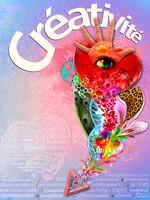 CREATIVITY / Créativité   8x11 (20x28cm)