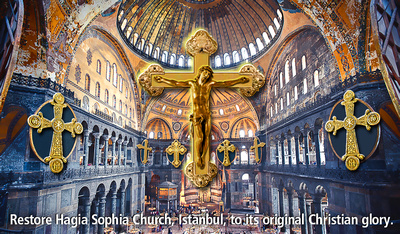 HAGIA SOPHIA CHURCH Ayasofia  v3